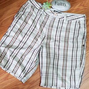 Men hurley shorts size  32
